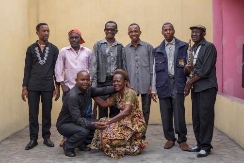 Bakolo Music International band ©Eloisa d'Orsi